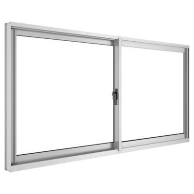 Ventana monolítica aluminio intermedio next 100x60 mate corredera