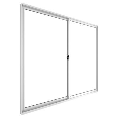 Ventana monolítica aluminio intermedio next 140x120 mate corredera