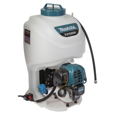 Pulverizador de combustión 20 litros azul