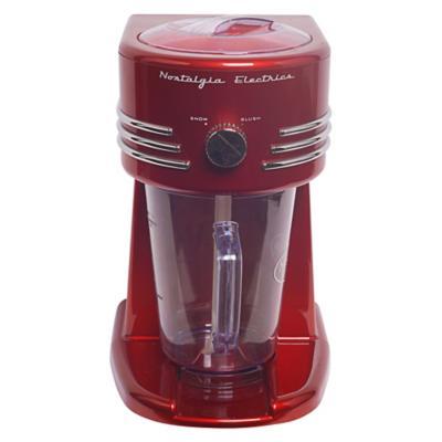 Máquina de granizado 1,1 litros rojo