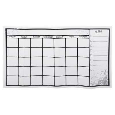 Sticker decorativo calendarios 44 cm