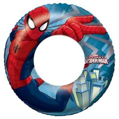 Flotador inflable plástico Spiderman