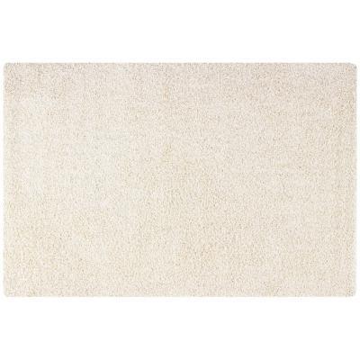 Alfombra shaggy conrad 133x200 cm beige