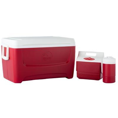 Combo Cooler 3 Piezas 45 litros + 3 litros + jarro 0,95 litros