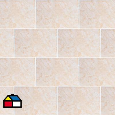 Cerámica beige 20x30 cm 1,5 m2