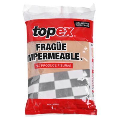 Fragüe impermeable café claro 1kg