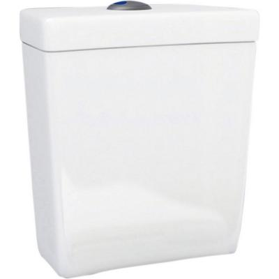Estanque WC Cuadrato 6 litros a muro