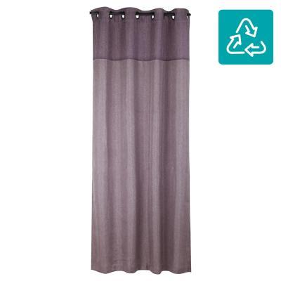 Cortina tela 130x220cm Combina violeta