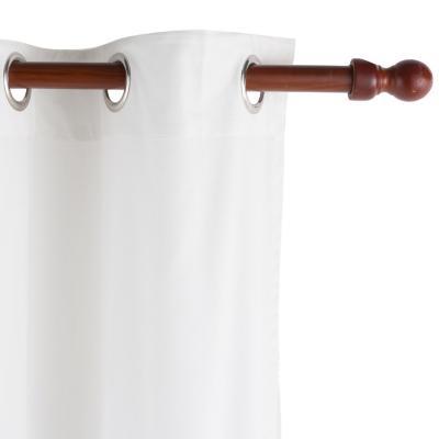 Cortina tela 150x230 cm blanco