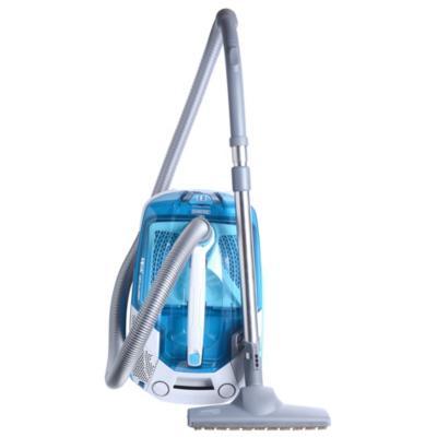 Aspiradora de arrastre 1700 W gris/azul