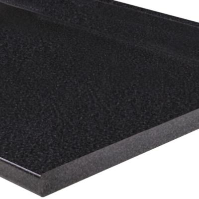 Cubierta para mesón de cocina 240x62 cm Granito negro