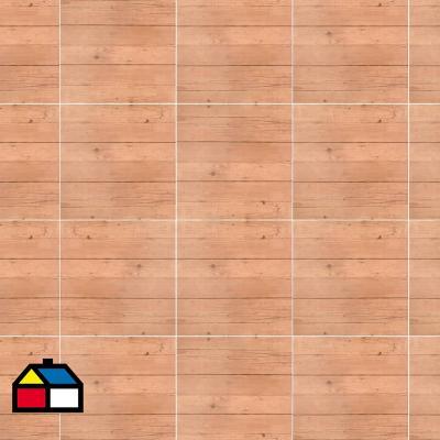 Cerámica café 45x45 cm 2,08 m2