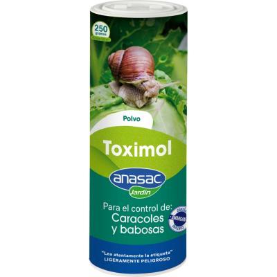 Molusquicida para Jardines y Huertos Toximol Polvo 250 gr
