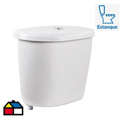 Estanque de WC 6 litros blanco