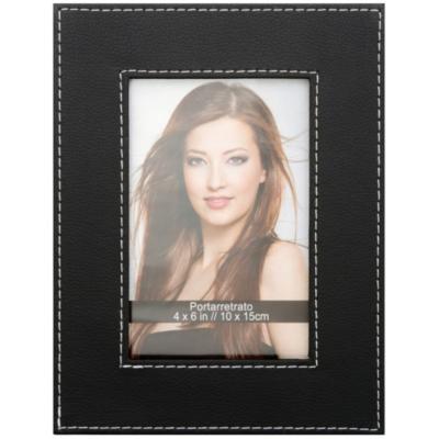 Porta retrato 16x20 cm negro