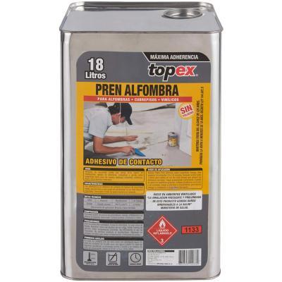 Adhesivo para alfombras 18 l
