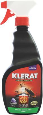 Insecticida multiplagas 500 ml spray
