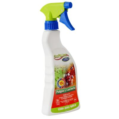 Controlador natural para pulgones y conchuelas 450 ml spray