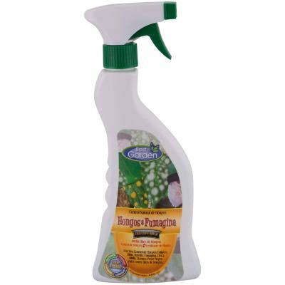Fungicida y fertilizante para plantas 450 ml spray