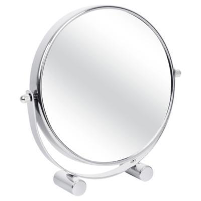 Espejo cosmético 15 cm cromado