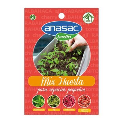 Mix semillas huerta 2 gr sachet