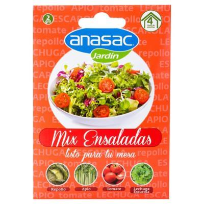 Mix Semillas de Ensaladas 2 gr sachet