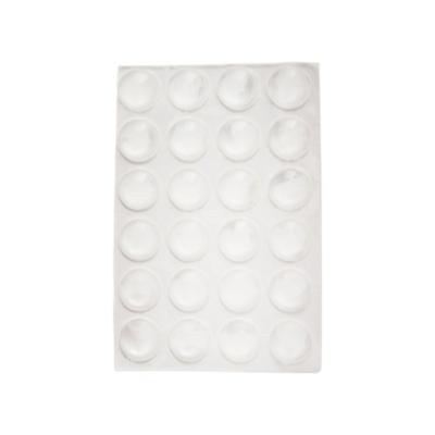 Set de topes multiusos 24 unidades blanco