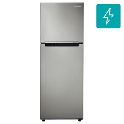 Refrigerador no frost top mount freezer 234 litros inox
