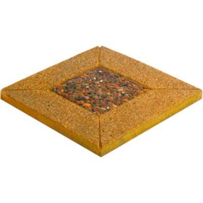 Pallet 50 u. Pastelón Cuadrado piedra Serena 50 x 50