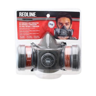 Kit de máscara + 2 filtros para pintura y fumigación