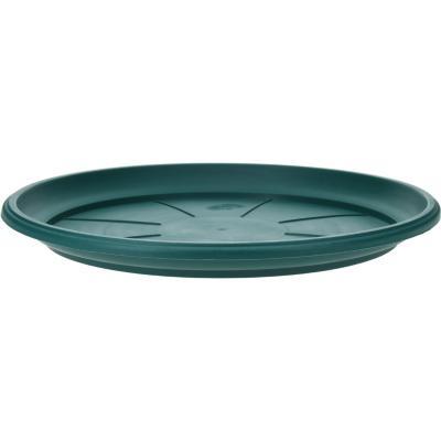 Base para macetero de plástico 37 cm verde