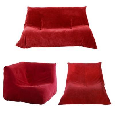 Juego de living sofá 2 cuerpos + esquinero + sillón
