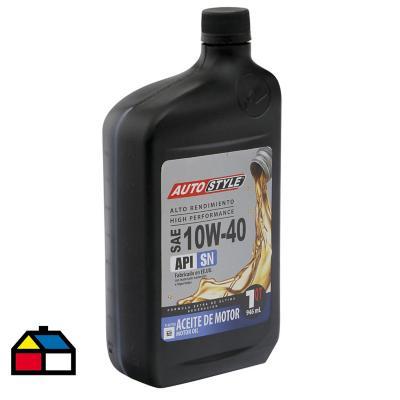 Lubricante 946 ml botella
