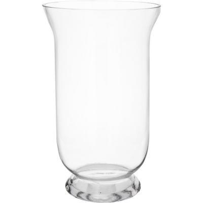 Portavela 30x12,5 cm transparente