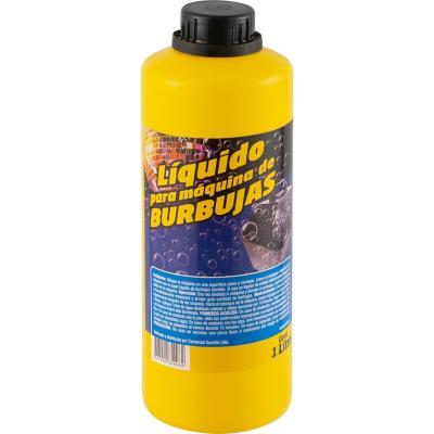 Líquido generador de burbujas 1 l
