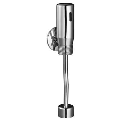 Fluxómetro electrónico para urinario cromado