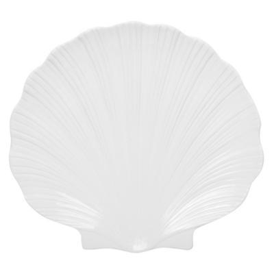 Plato 35,8 cm blanco