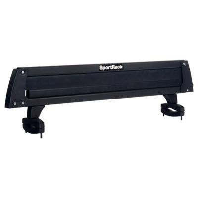 Porta Ski 5x31,5x 2,8 cm plástico negro