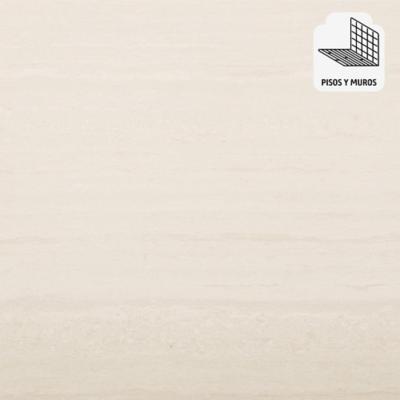 Cerámica 40x80 cm 1,28 m2 marfil