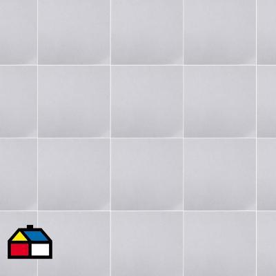Cerámica blanco 33,8x33,8 cm 1,6 m2