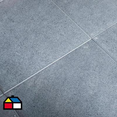 Cerámica gris 33,8x33,8 cm 1,6 m2