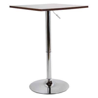 Mesa bar 90x60x60 cm blanco