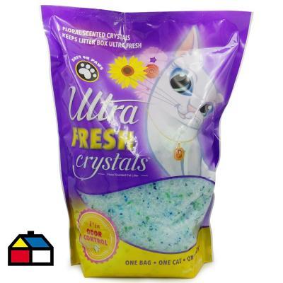 Cristales sanitarios para gato 1,59 kg