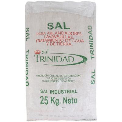 Sal para ablandador de agua 25 Kg