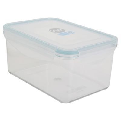 Contenedor de alimentos tritán 1,2 litros 12,9x19,9x8,5 cm