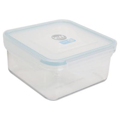 Contenedor de alimentos tritán 650 ml 13x13x6,1 cm