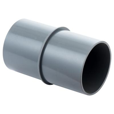 Copla PVC-S Cementar 50mm Gris 1u