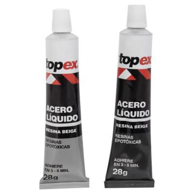 Adhesivo líquido para acero 56 gr