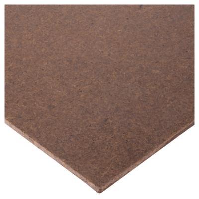 Hardboard Liso desnudo 2,4 mm 152 x 244 cm