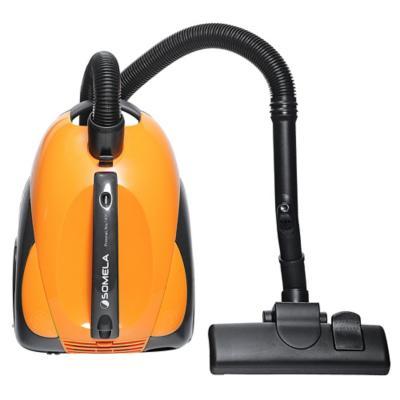 Aspiradora de arrastre 1400 W naranja